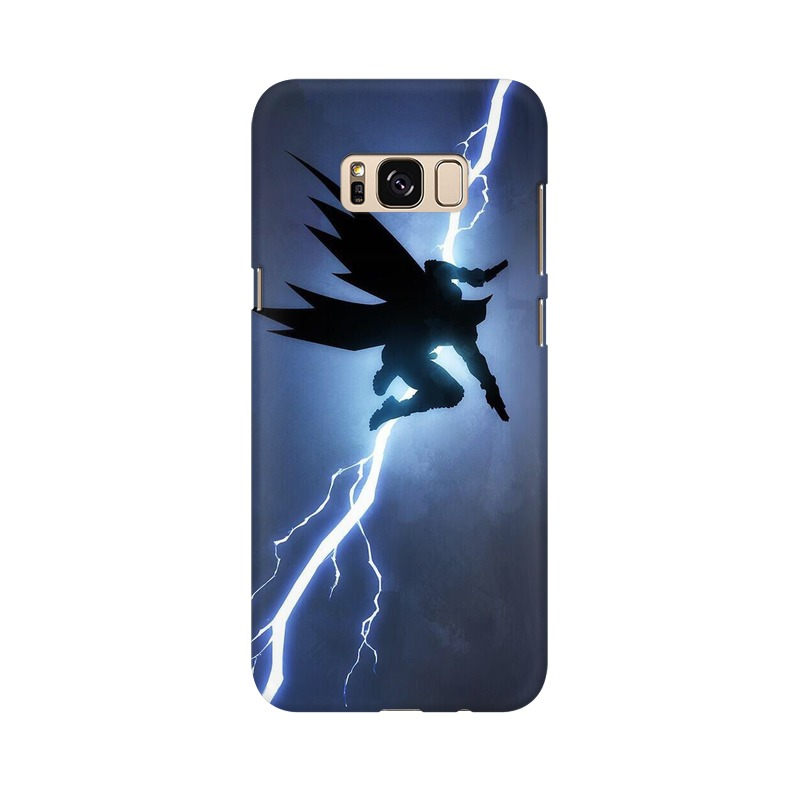 Batman Thunder Samsung Galaxy S8 Plus Mobile Cover Case