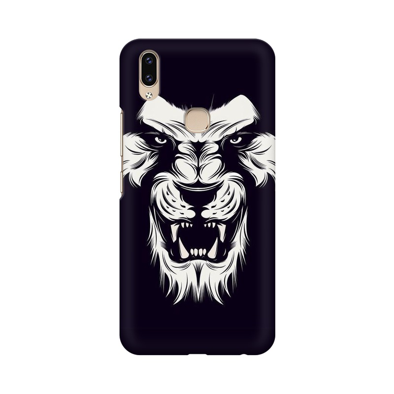 Angry Wolf Vivo V9 Mobile Cover Case