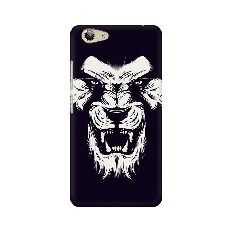 Angry Wolf Vivo Y53 Mobile Cover Case