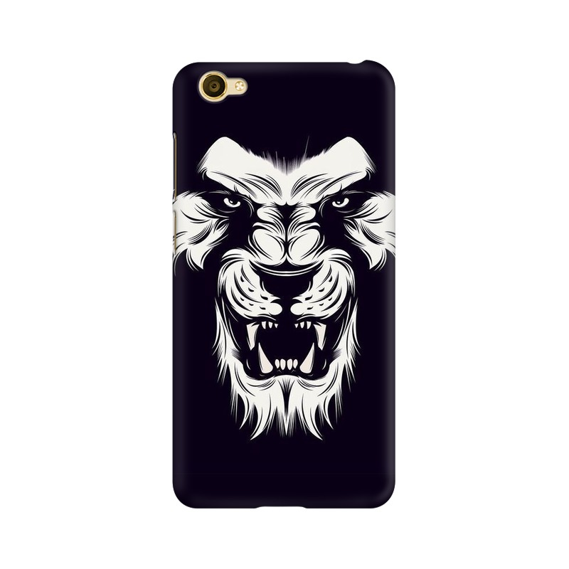 Angry Wolf Vivo Y66 Mobile Cover Case