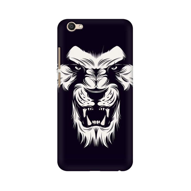 Angry Wolf Vivo Y69 Mobile Cover Case
