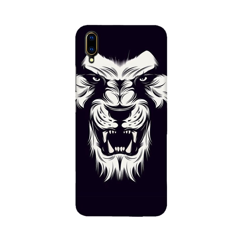 Angry Wolf Vivo Y97 Mobile Cover Case