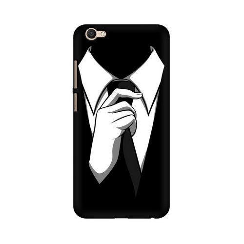 Anonymous Tie Vivo V5 Mobile Cover Case