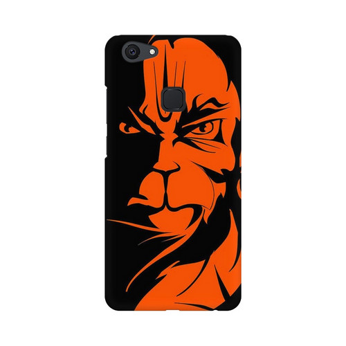 Angry Hanuman Vivo V7 Mobile Cover Case