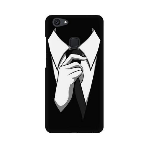 Anonymous Tie Vivo V7 Plus Mobile Cover Case
