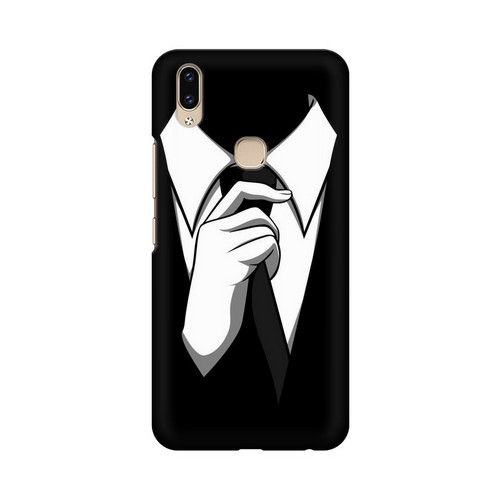 Anonymous Tie Vivo V9 Mobile Cover Case