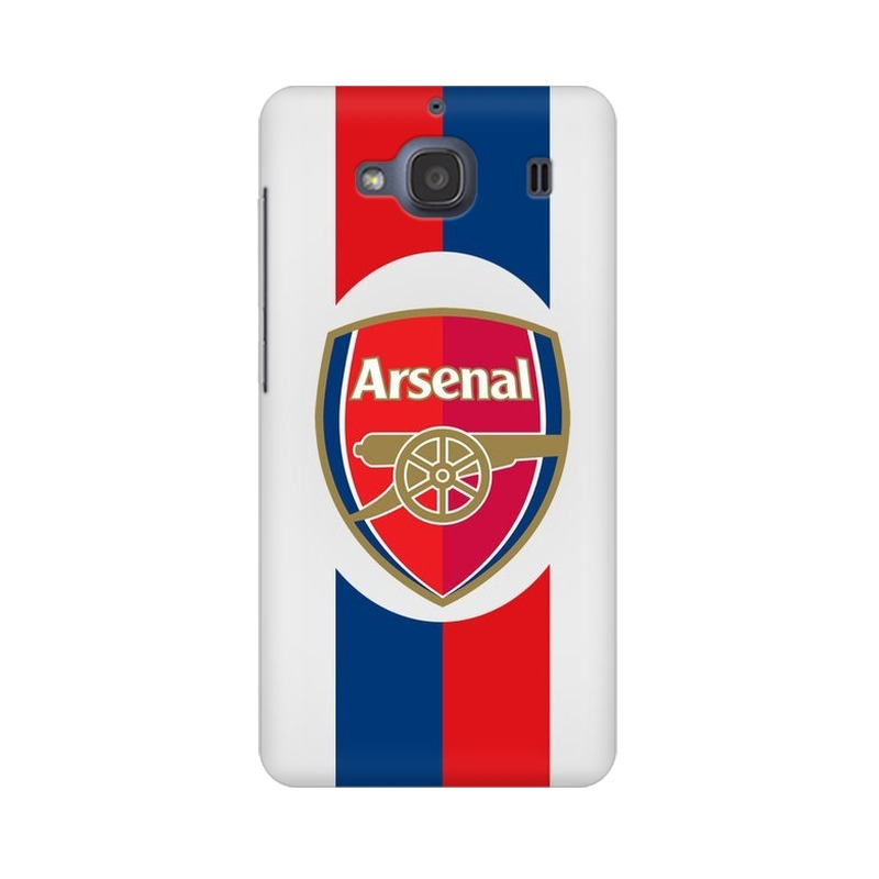 Arsenal Xiaomi Redmi 2s Mobile Cover Case