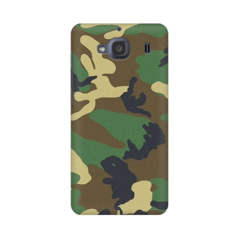 Army Texture Xiaomi Redmi 2s Mobile Cover Case