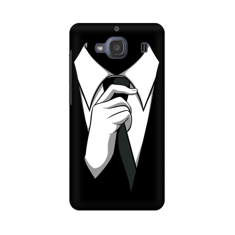 Anonymous Tie Xiaomi Redmi 2s Mobile Cover Case