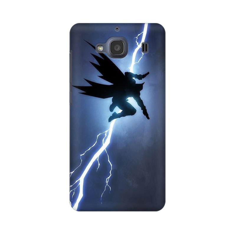 Batman Thunder Xiaomi Redmi 2s Mobile Cover Case