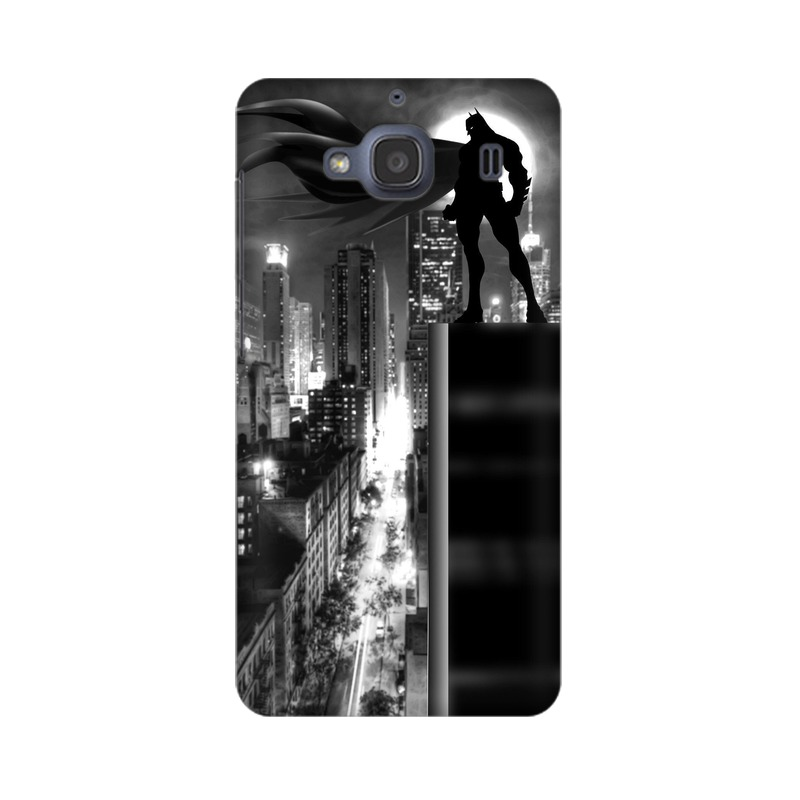 Batman Dark Knight Xiaomi Redmi 2s Mobile Cover Case