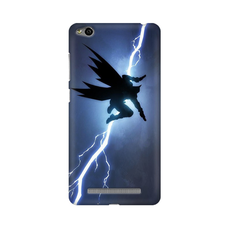 Batman Thunder Xiaomi Redmi 3s Mobile Cover Case