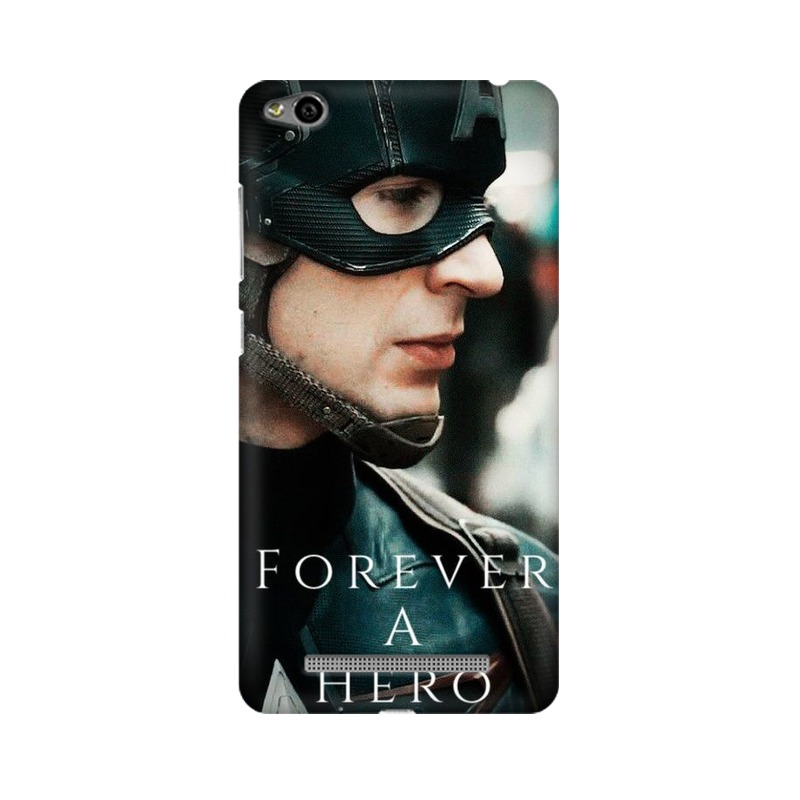 A True Hero Captain America Xiaomi Redmi 3s Mobile Cover Case