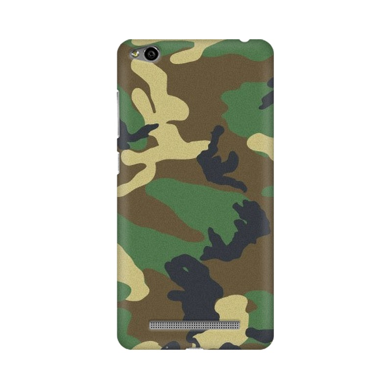Army Texture Xiaomi Redmi 3s Mobile Cover Case