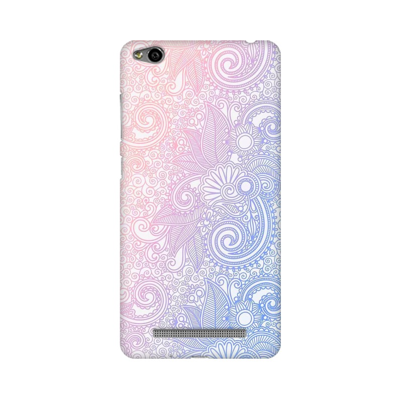 Beautiful rangoli Xiaomi Redmi 3s Mobile Cover Case