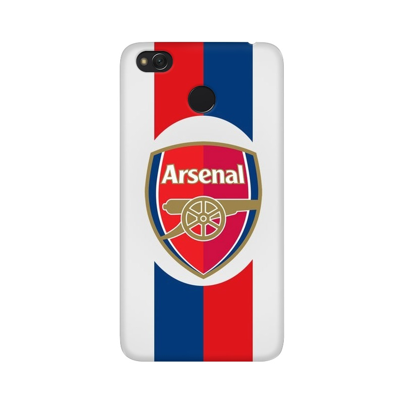 Arsenal Xiaomi Redmi 4X Mobile Cover Case