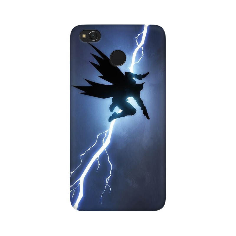Batman Thunder Xiaomi Redmi 4X Mobile Cover Case