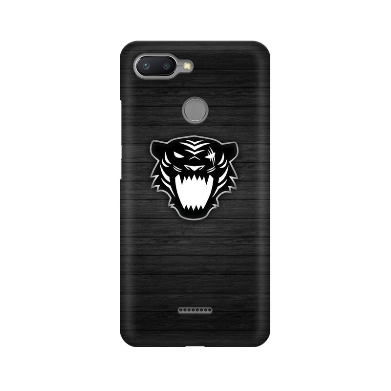 Black Panther Xiaomi Redmi 6 Mobile Cover Case