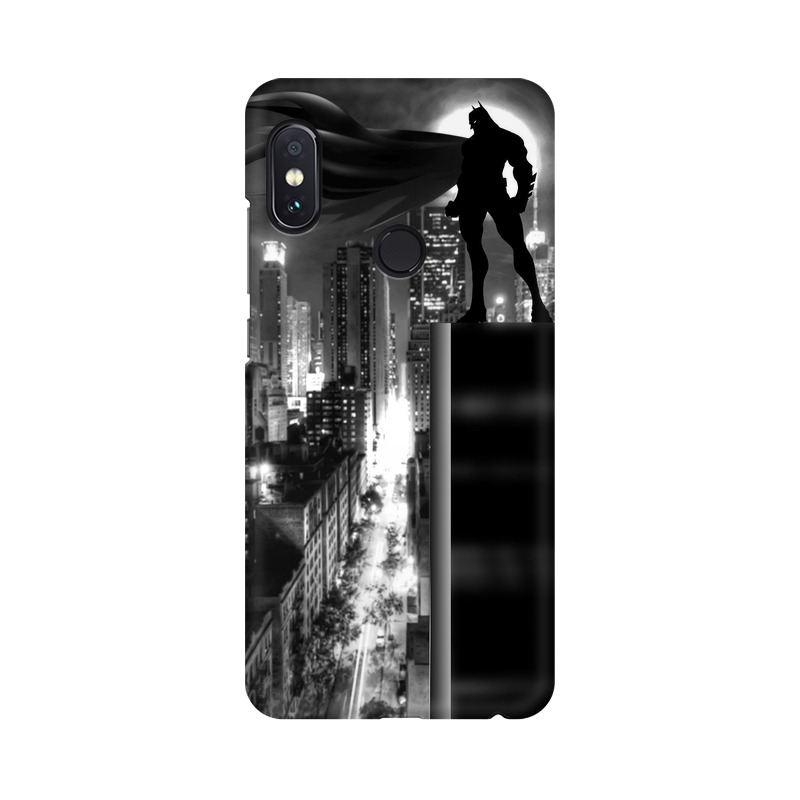 Batman Dark Knight Xiaomi Redmi Note 5 Pro Mobile Cover Case