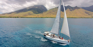 Product Ka'anapali Beach Luxury Sailing Charter