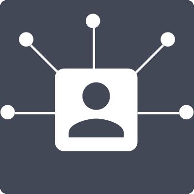 CRM Mobile Application logo