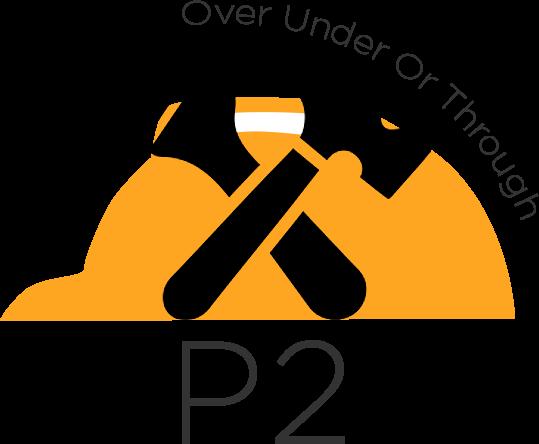 P2 Training Portal logo