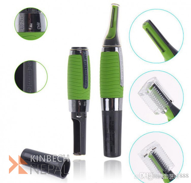Micro Touches Personal Hair Trimmer   www.kinbechnepal.com