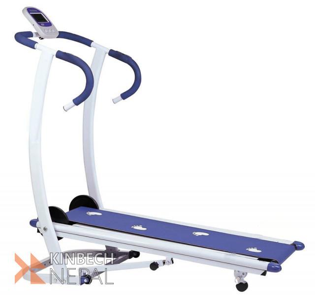 Manual Treadmill | www.kinbechnepal.com