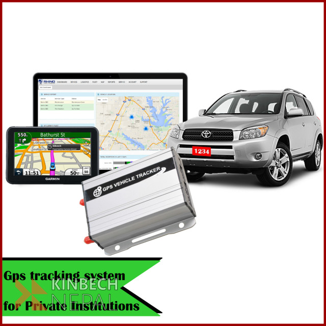 GPS Tracking System for Private Institutions | www.kinbechnepal.com