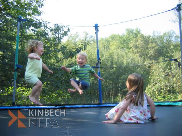 Trampoline | www.kinbechnepal.com