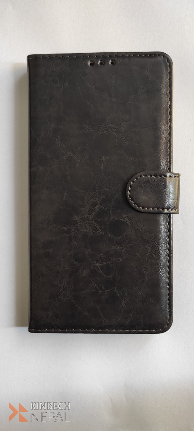 Leather Flip Cover Samsung Note 20 Plus (sillicon tpu Case Inside) | www.kinbechnepal.com