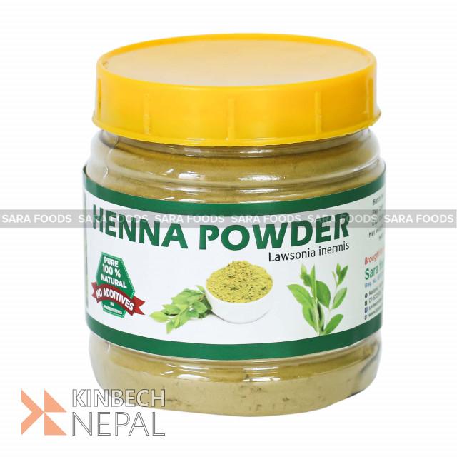Henna Powder | www.kinbechnepal.com