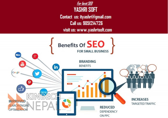 The best reason why hiring Best SEO Company | www.kinbechnepal.com
