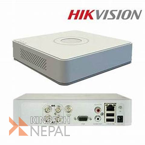 4-CH Turbo HD DVR DS-7104HGHI-F1 | www.kinbechnepal.com