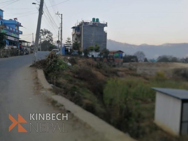 8 ana Land on sale near to cable car | www.kinbechnepal.com