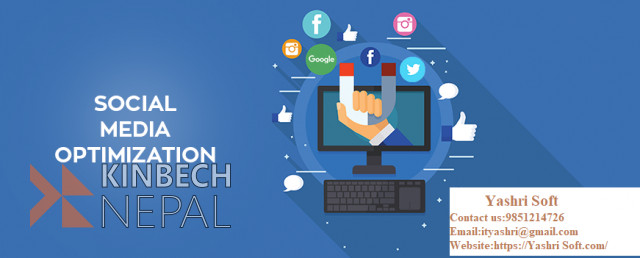 Social Media Optimizations (SMO) Services in Nepal | www.kinbechnepal.com