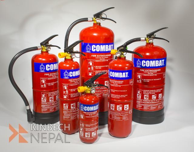 Fire extinguisher | www.kinbechnepal.com