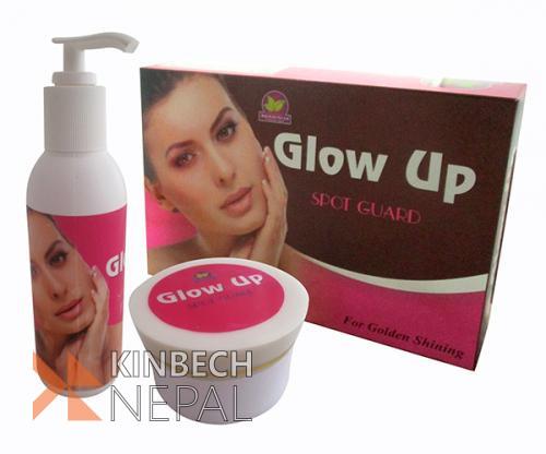 Glow Up Spot Guard Cream   www.kinbechnepal.com