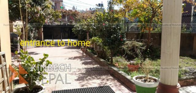 2bhk flat available in gongabu | www.kinbechnepal.com