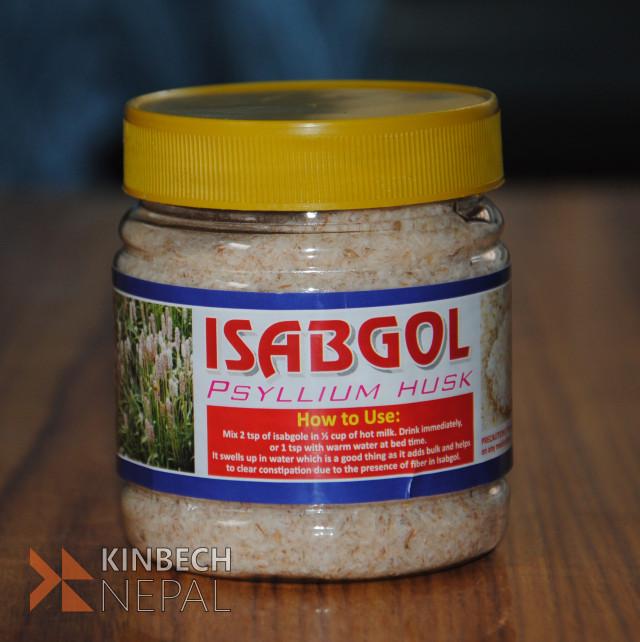 Isabgol ( Psyllium Husk ) | www.kinbechnepal.com