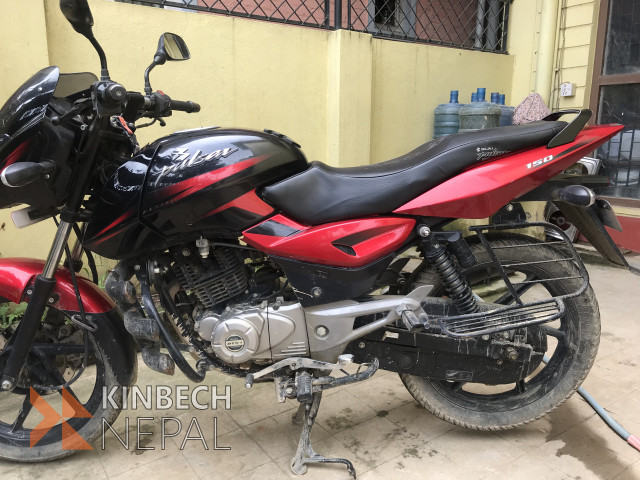 Pulsar 150 for sale | www.kinbechnepal.com
