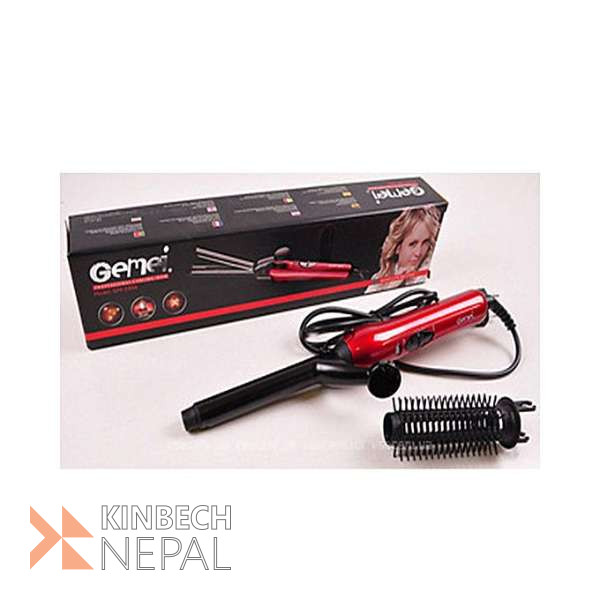 Hair Curler with Detachable Brush | www.kinbechnepal.com