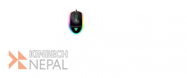 Fantech X8 Combat Macro Programmable Gaming Mouse | www.kinbechnepal.com