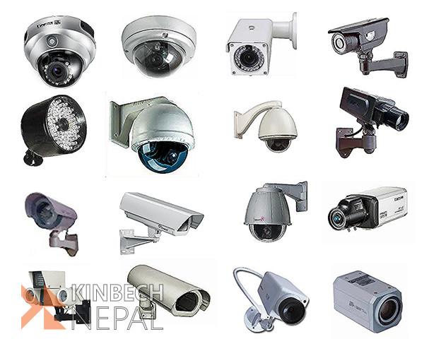 CCTV camera | www.kinbechnepal.com