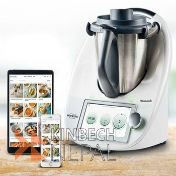 NEW Vorwerk Thermomixs TM6 Complete W Cooking Book   www.kinbechnepal.com