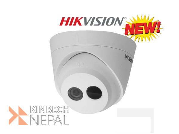 IR Fixed Dome Network Camera DS-2CD1301-I | www.kinbechnepal.com