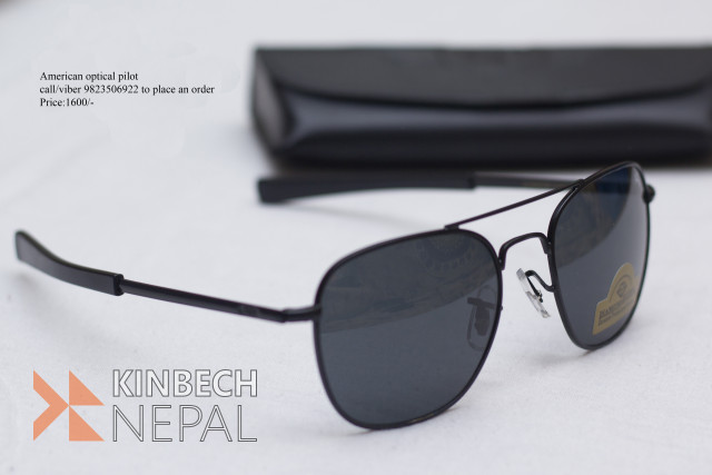 American Optical Pilot Sunglasses | www.kinbechnepal.com