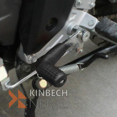 Motorcycle Gear Shifter Shoe Protectors Covers Black Colour   www.kinbechnepal.com