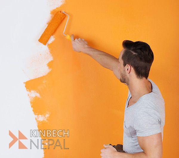Professional Painting Service in Kathmandu, Bhaktapur & Lalitpur. | www.kinbechnepal.com