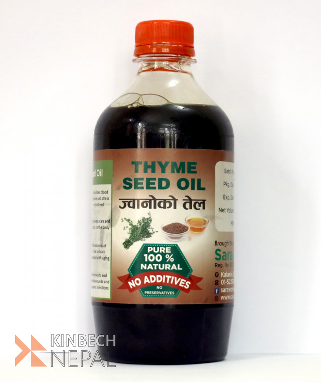 Thyme seed oil | www.kinbechnepal.com